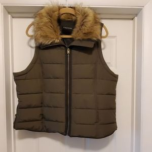 Maurices Winter vest